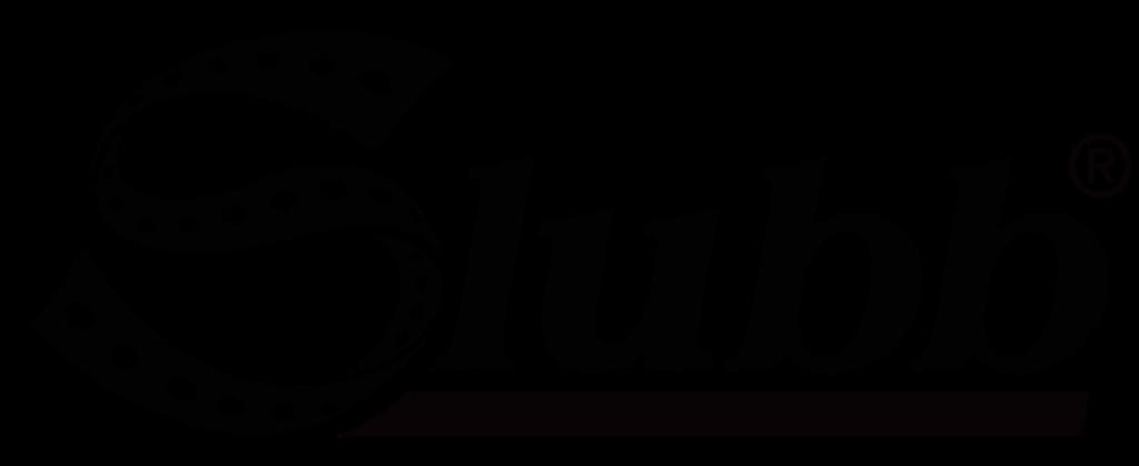 Slubb logo black